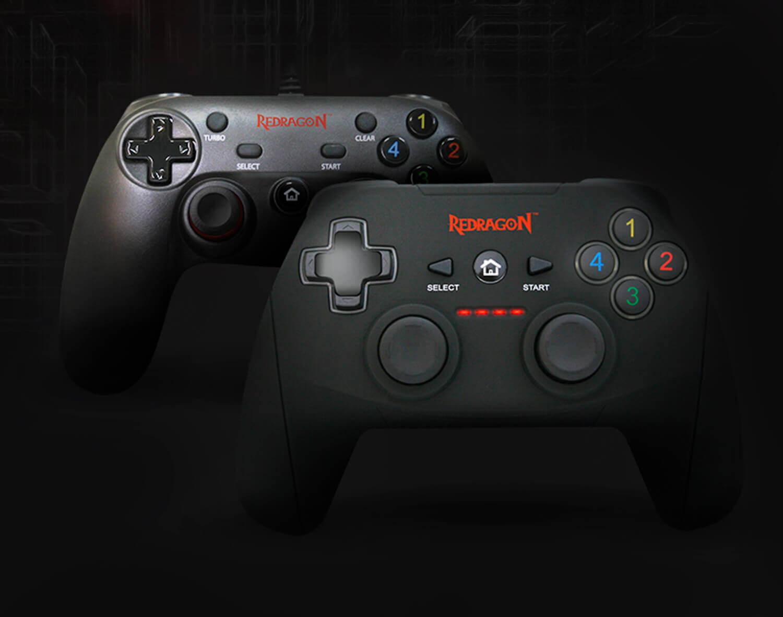 mandos gamer